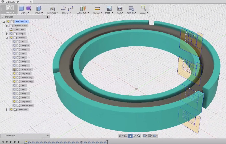 ¿Alguna vez has intentado imprimir en 3D moldes de silicona?