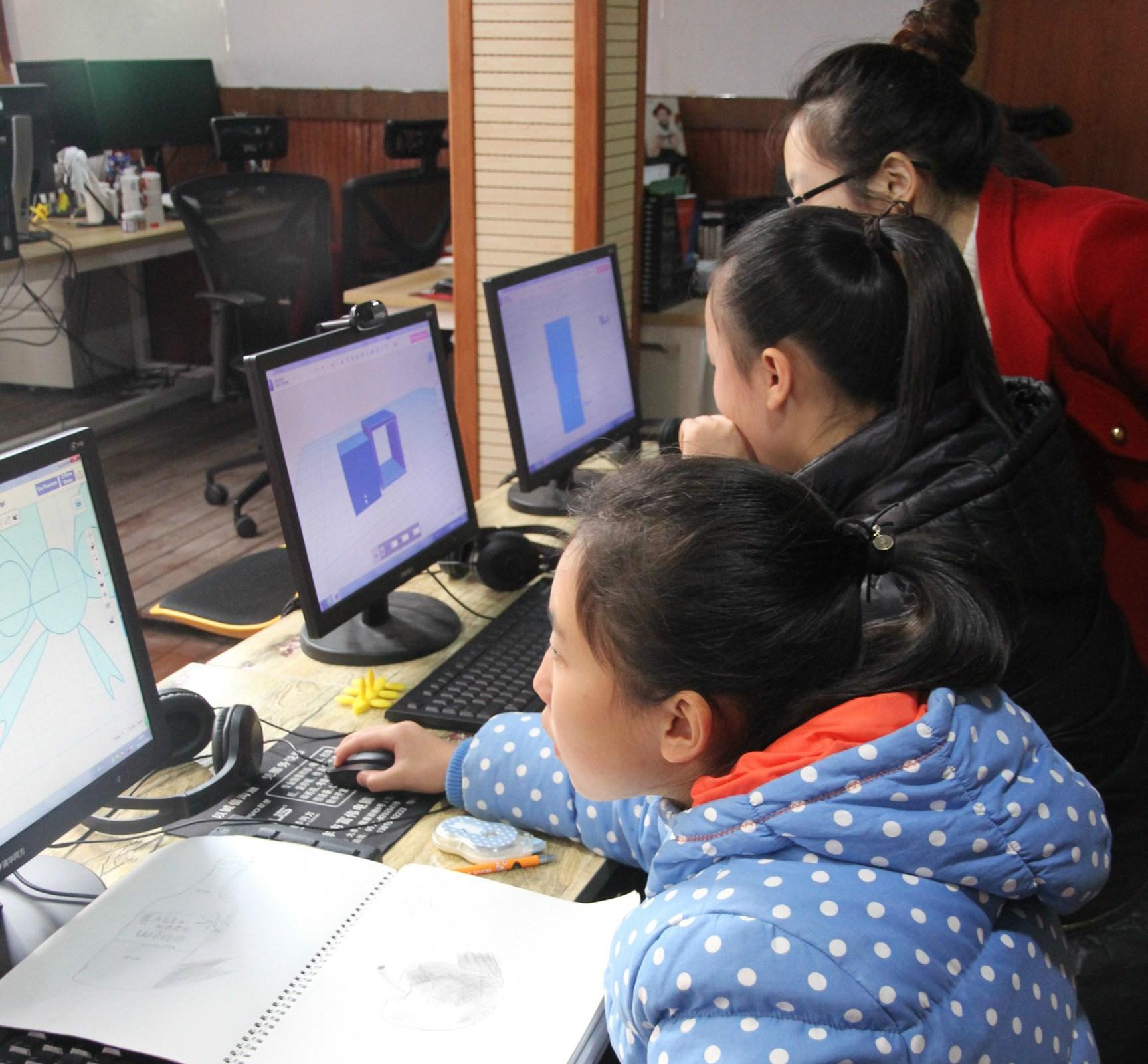 """El curso """"Global Inventors"""" de impresión 3D de Level Up Village une a los estudiantes de todo el mundo"""