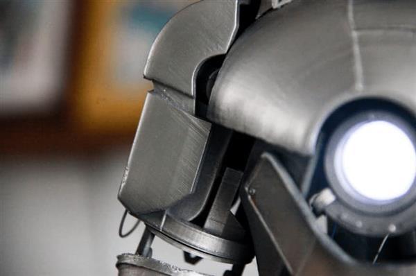 Imprime tu propio Iron Man en 3D
