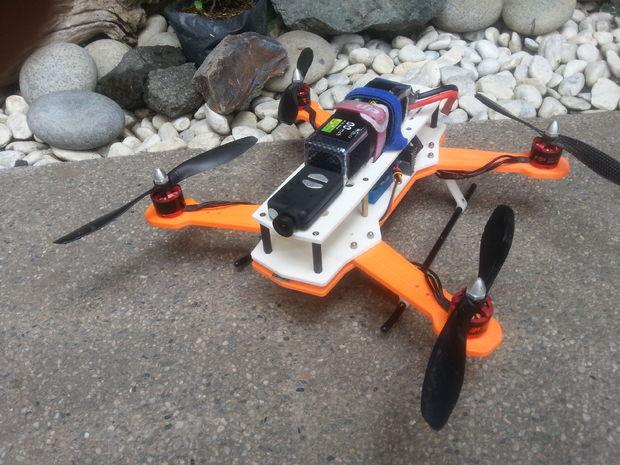 Cómo construir tu propio Drone Quadcopter