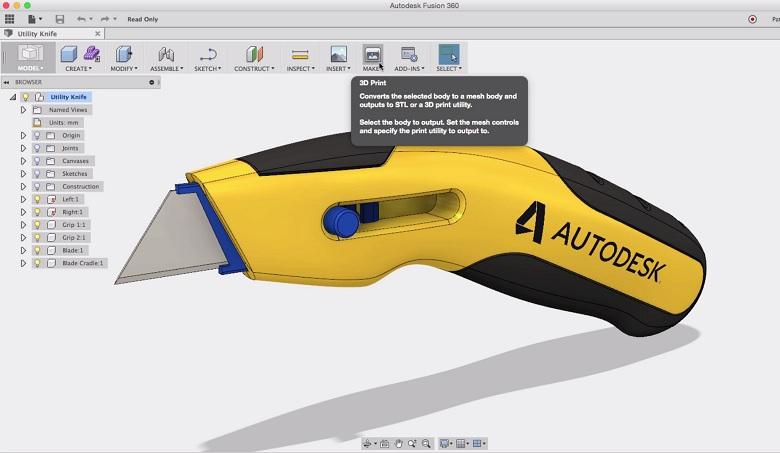 Tutorial de Fusion 360 para impresión 3D