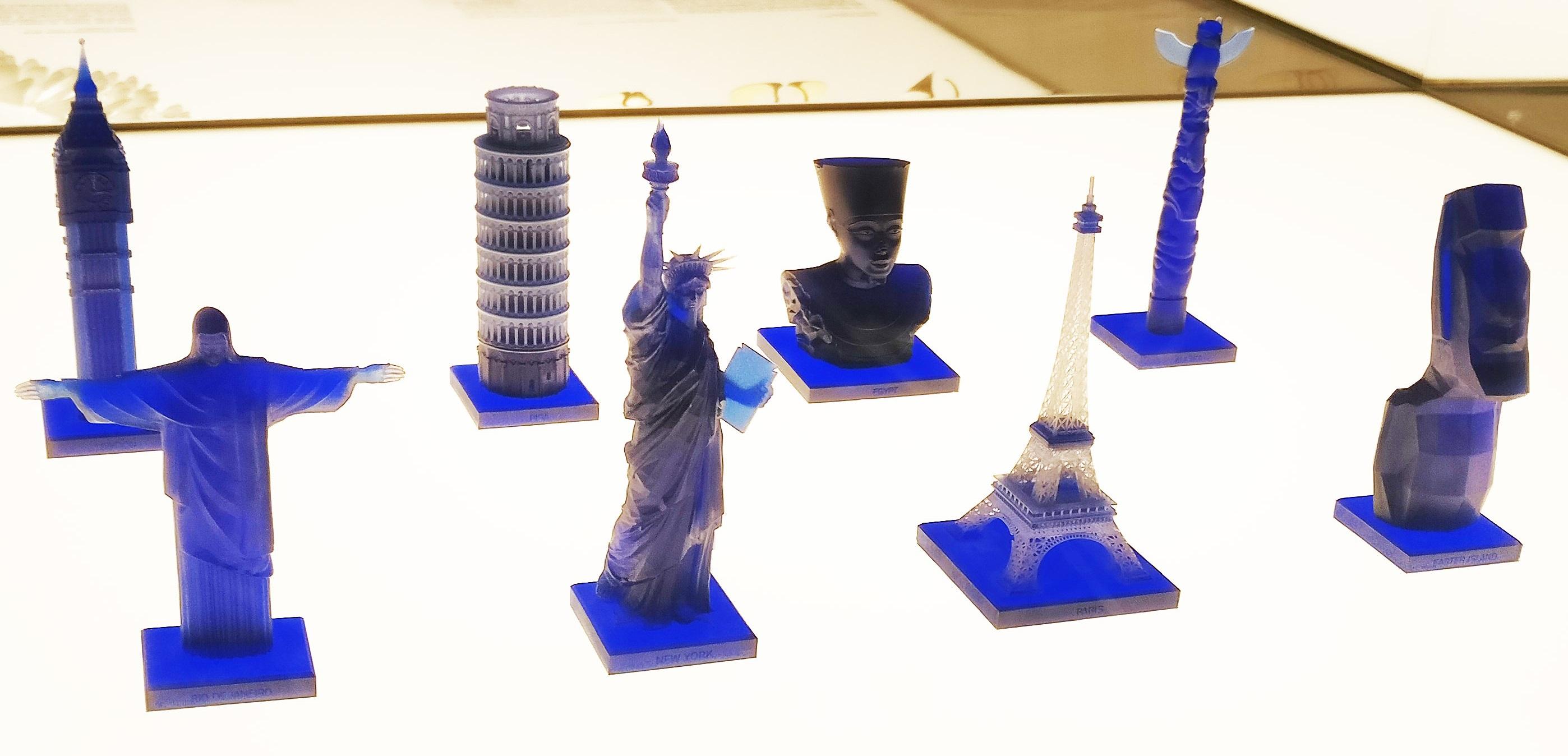 3D. Imprimir el Mundo: La expo de la Fundación Telefónica que no te puedes perder