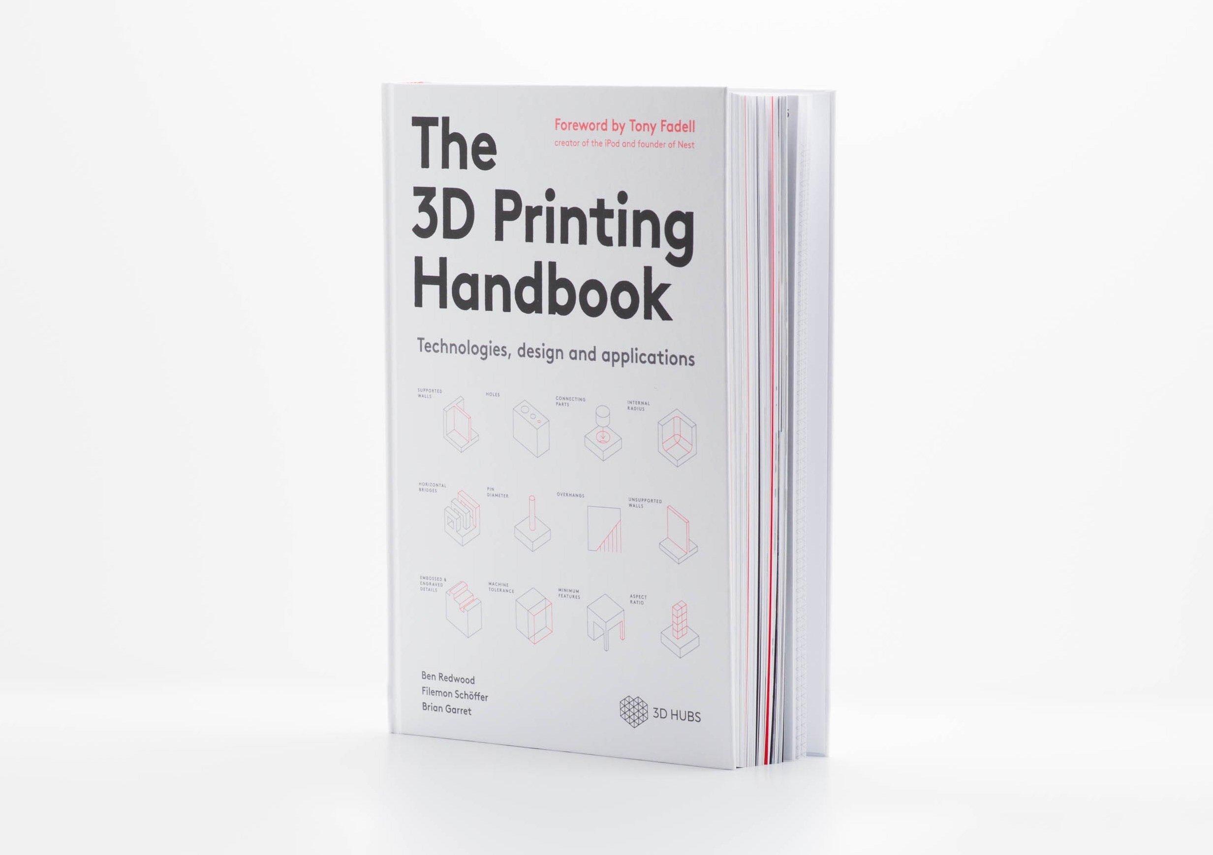 El mejor libro sobre impresión 3D de 3D Hubs