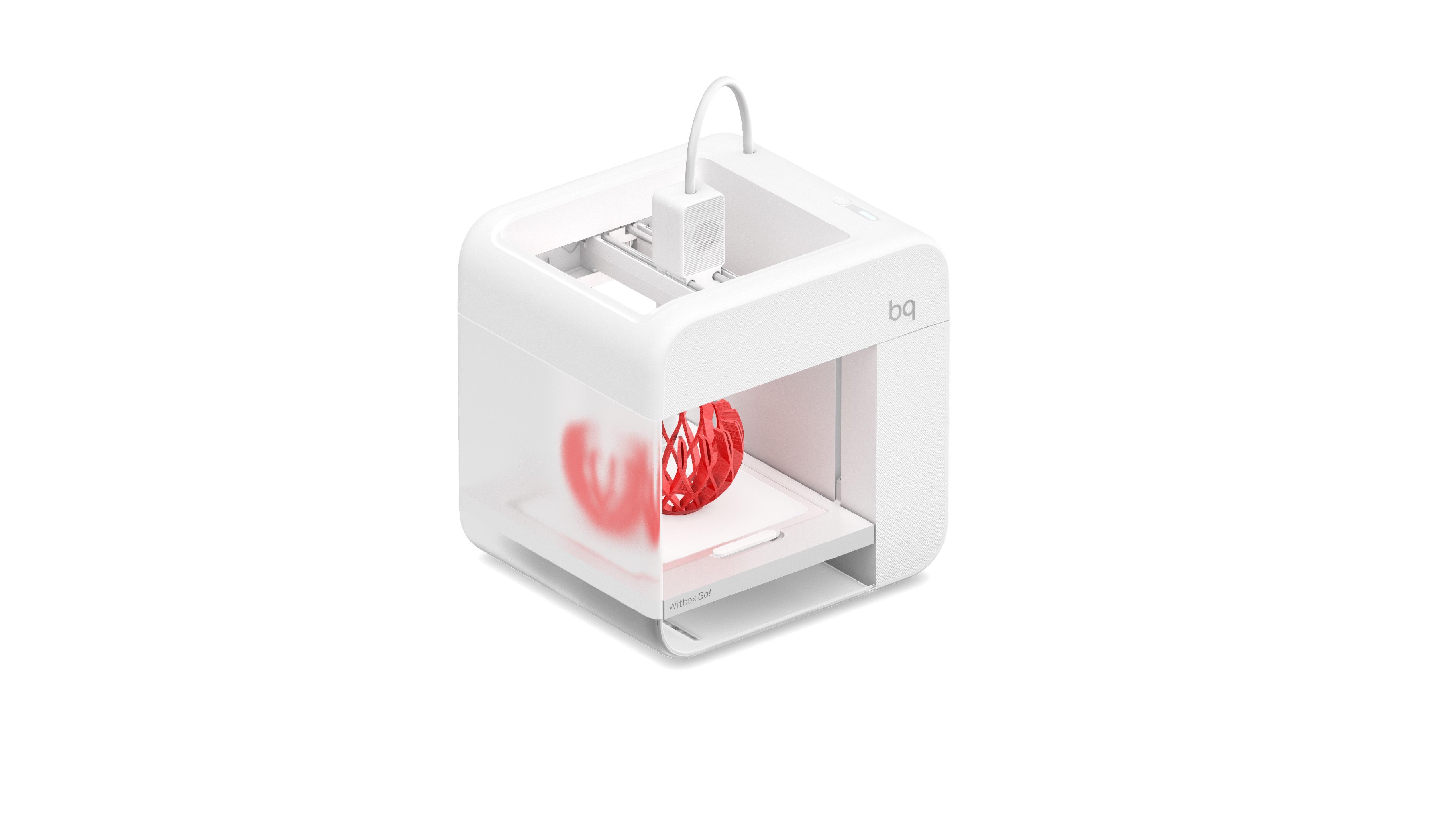 BQ Witbox Go! La impresora 3D perfecta para el hogar y el cole