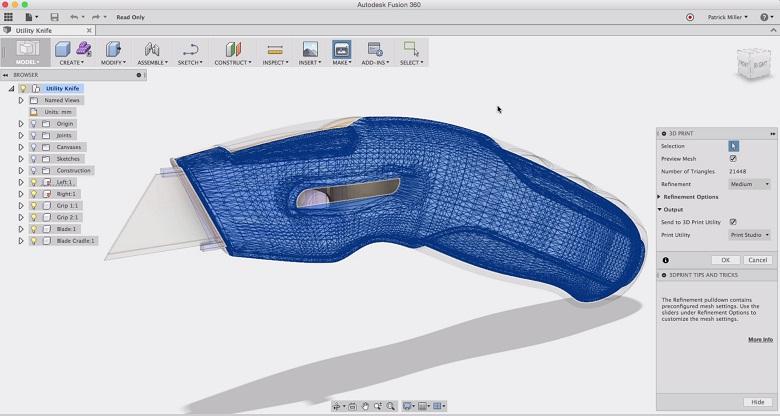 Tutorial de Fusion 360 para impresión 3D - Formizable