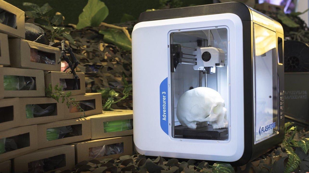 Flashforge Adventurer 3: Te contamos cómo es esta impresora 3D