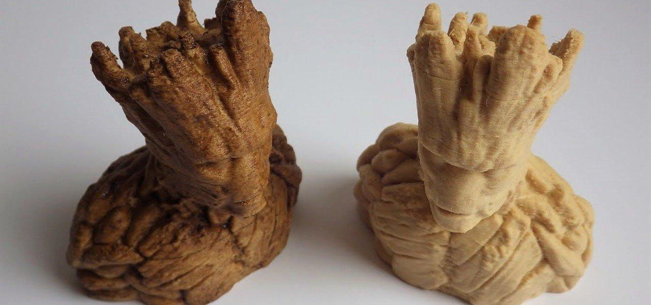 Todo lo que necesitas saber sobre impresión 3D con madera